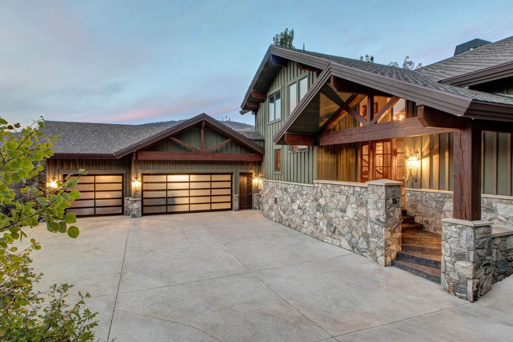 2. Single Family Homes for Sale at Your Private Oasis in the Heart of Park City 2692 Ruminant Road Park City, Utah 84060 United States