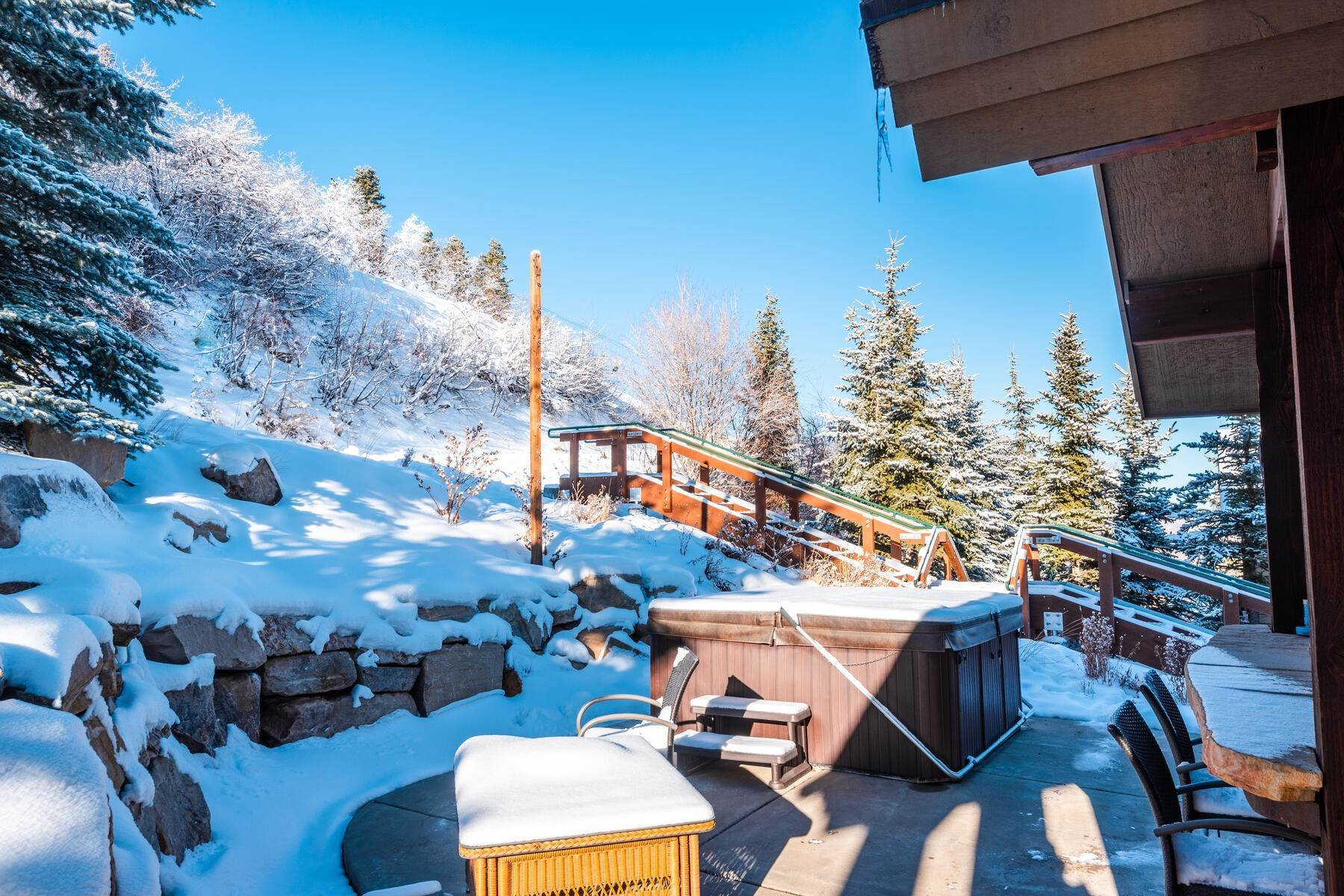 "39. Single Family Homes for Sale at ""The Woodside Estate."" Old Town, Park City's Ultimate True Ski-In Residence. 561 Woodside Avenue Park City, Utah 84060 United States"