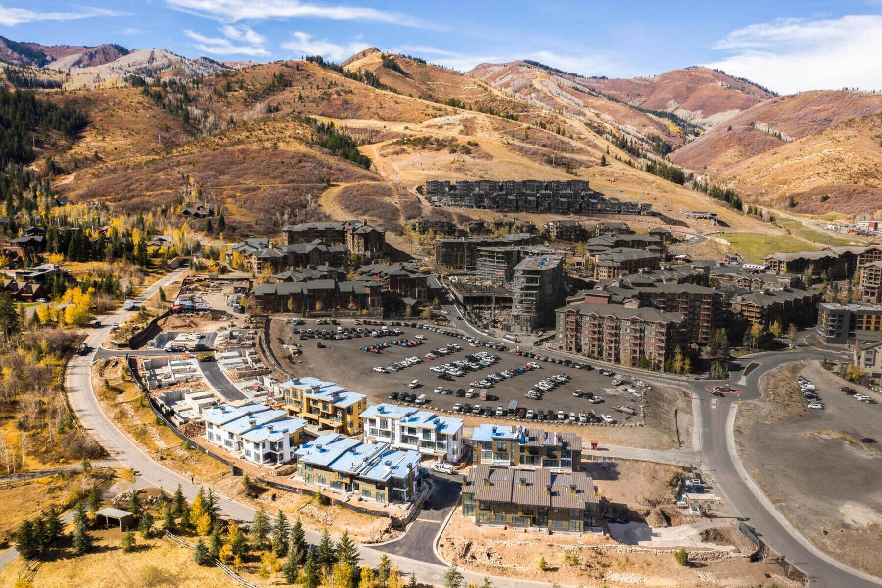 2. townhouses for Sale at Ski In Town Homes in Canyons Village 3478 Ridgeline Drive Park City, Utah 84098 United States