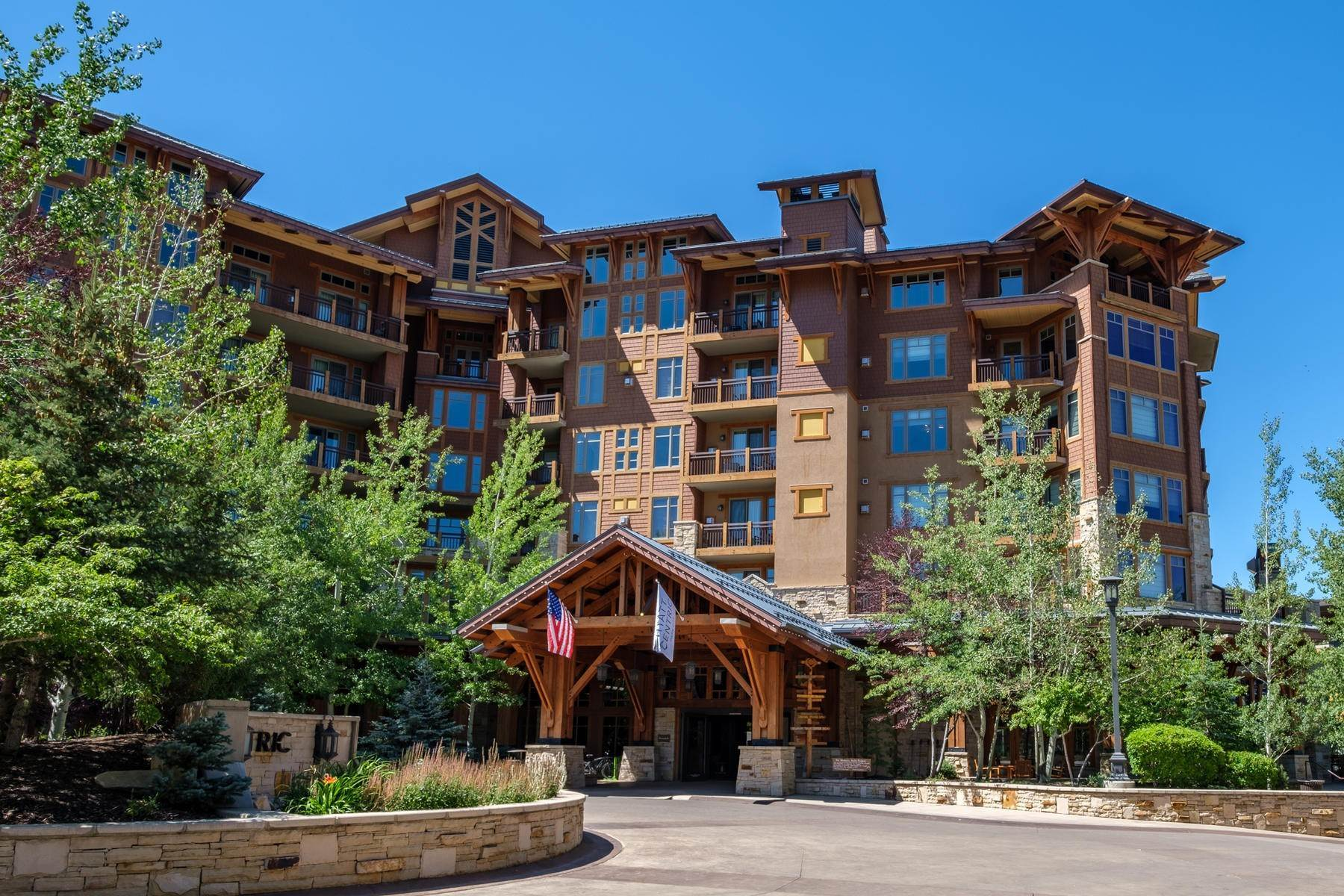 Condominiums for Sale at Canyons Village Mountainside Ski Home 3551 N Escala Court #318 Park City, Utah 84098 United States