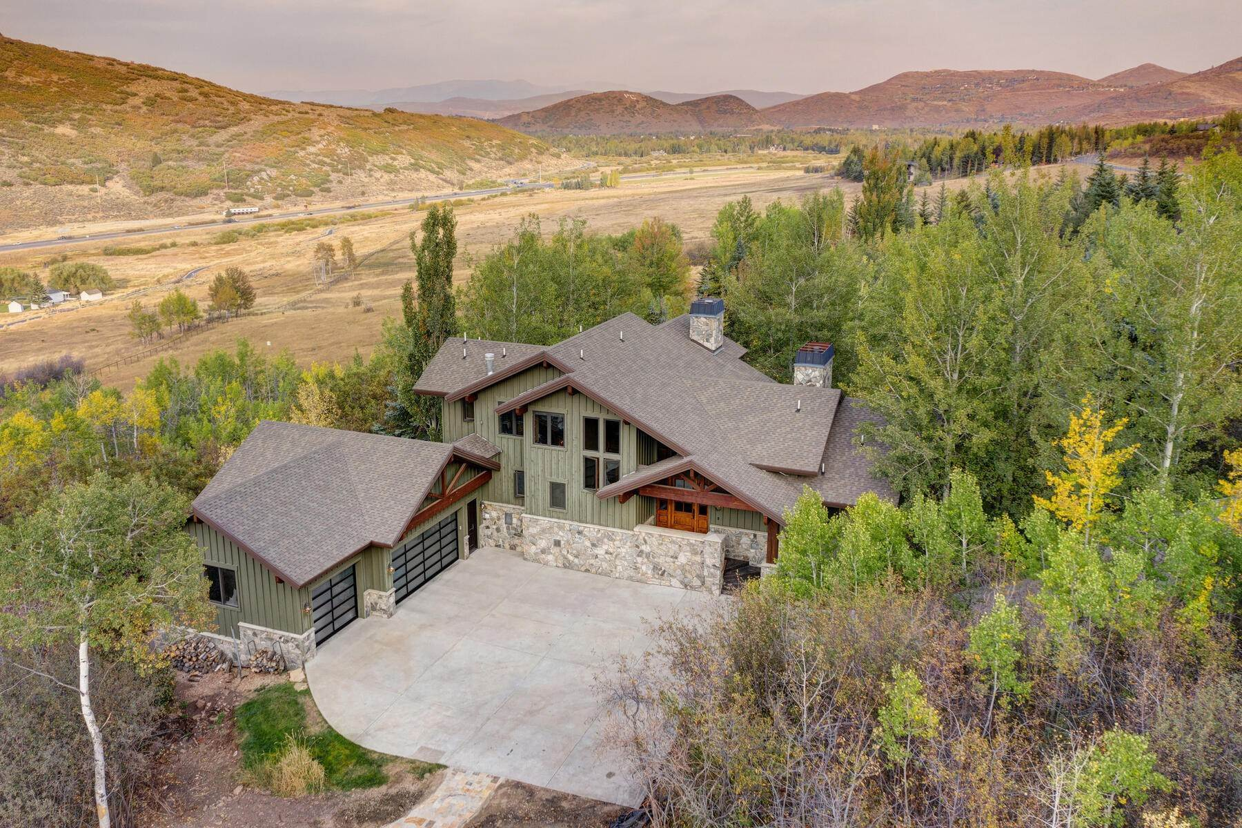 3. Single Family Homes for Sale at Your Private Oasis in the Heart of Park City 2692 Ruminant Road Park City, Utah 84060 United States