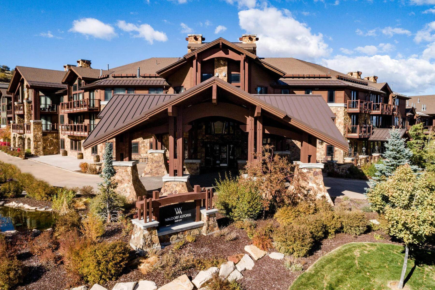 38. Condominiums for Sale at Only 4-Bedroom Available at Waldorf Astoria, Top Floor, Penthouse Unit 2100 W Frostwood Blvd, #7117 Park City, Utah 84098 United States