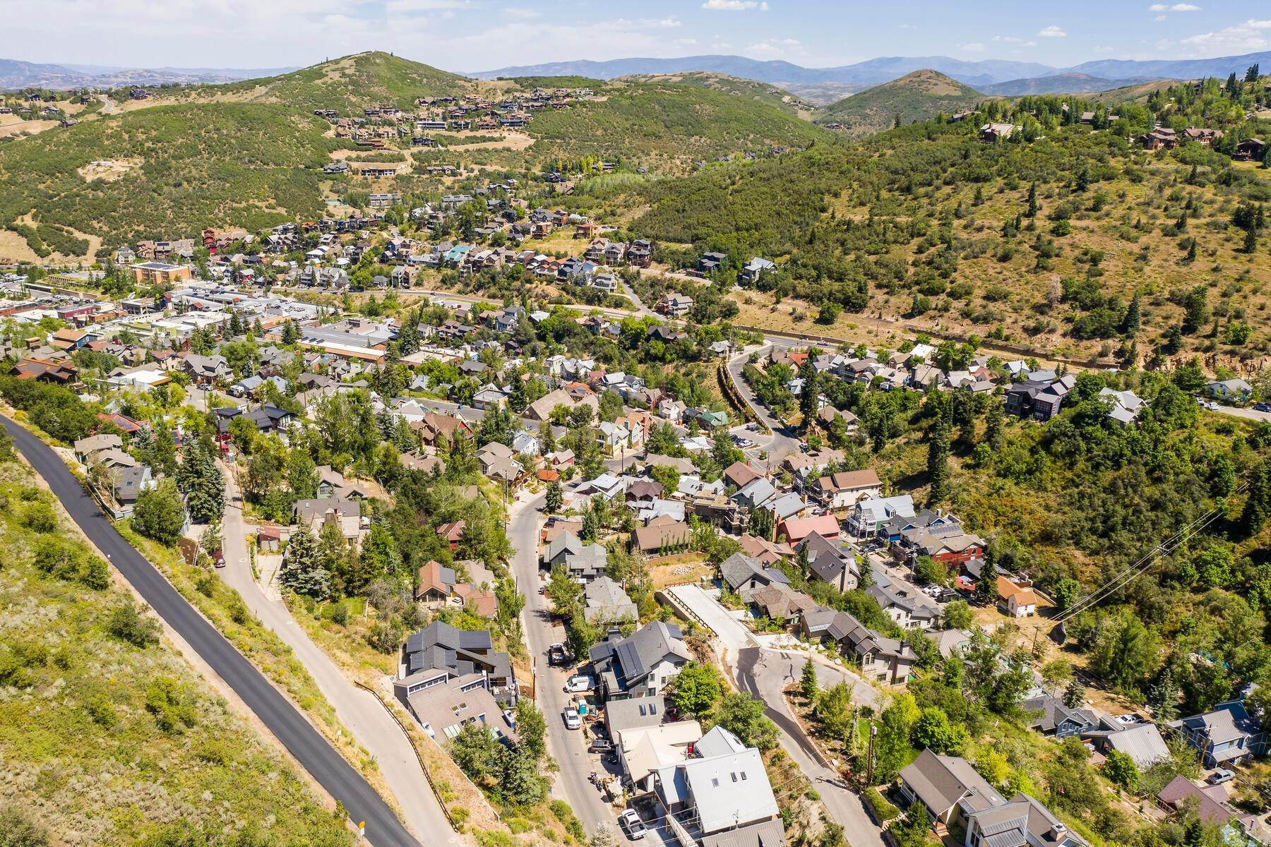 30. Single Family Homes for Sale at A Prime Redevelopment Opportunity in Old Town Park City 91 King Road Park City, Utah 84060 United States