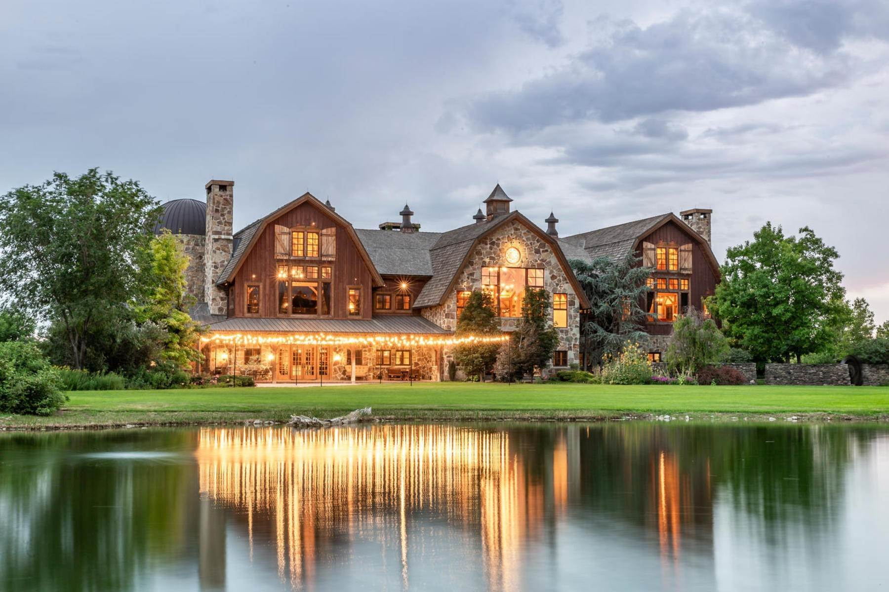 2. Single Family Homes for Sale at Stunning Private Residence and Recreational Facility on Nearly Twenty Acres 1709 S Geneva Rd Orem, Utah 84058 United States