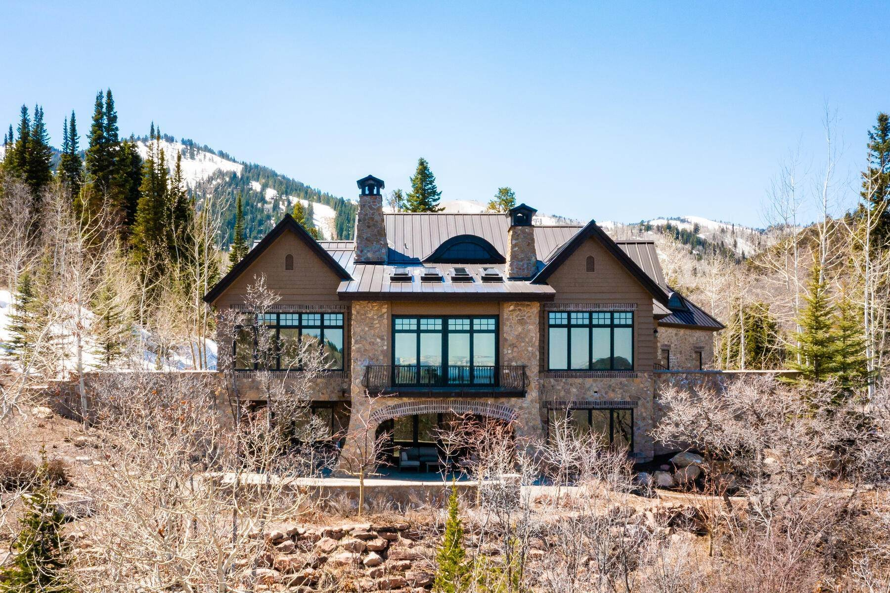 Single Family Homes for Sale at Ultimate in Gracious living in the Lower Colony 3 White Pine Canyon Rd Park City, Utah 84060 United States