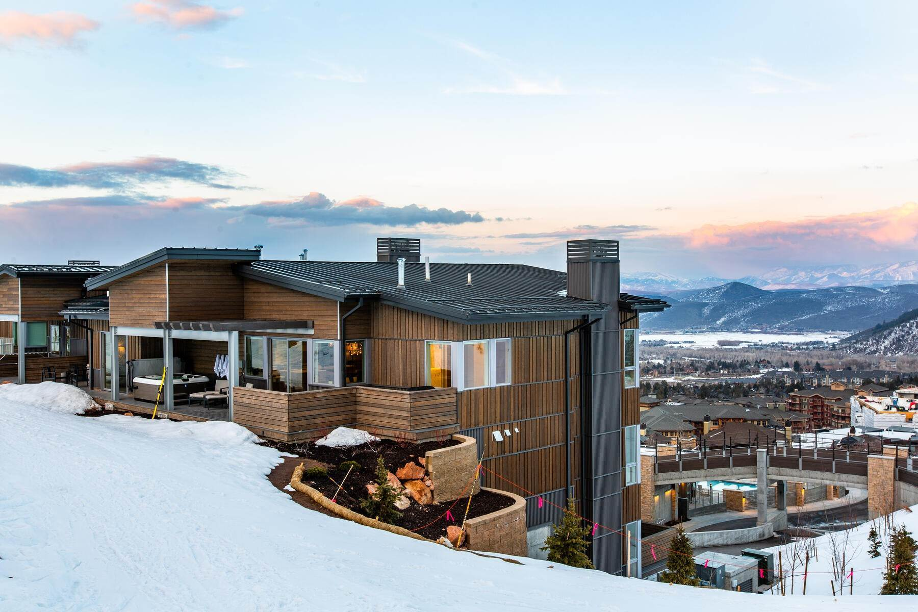 Condominiums for Sale at Apex Residences and Canyons Village Crown Jewel Penthouse 2752 High Mountain Rd #101 Park City, Utah 84098 United States