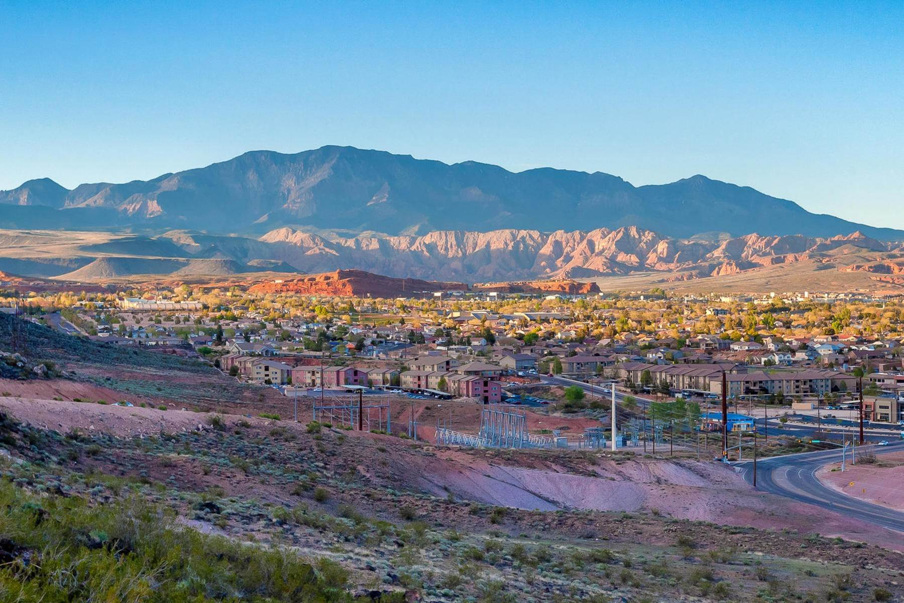 Land for Sale at Excellent Building Lot 63 East 910 Circle S, #63 St. George, Utah 84790 United States