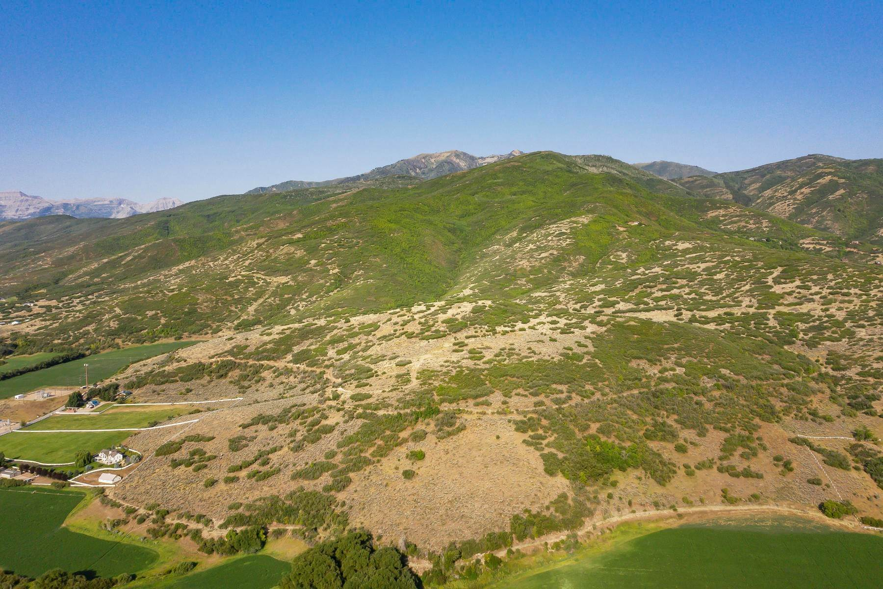 35. Land for Sale at 67 Acres in Midway with Huge Views of the Heber Valley 800 W 500 S Midway, Utah 84049 United States