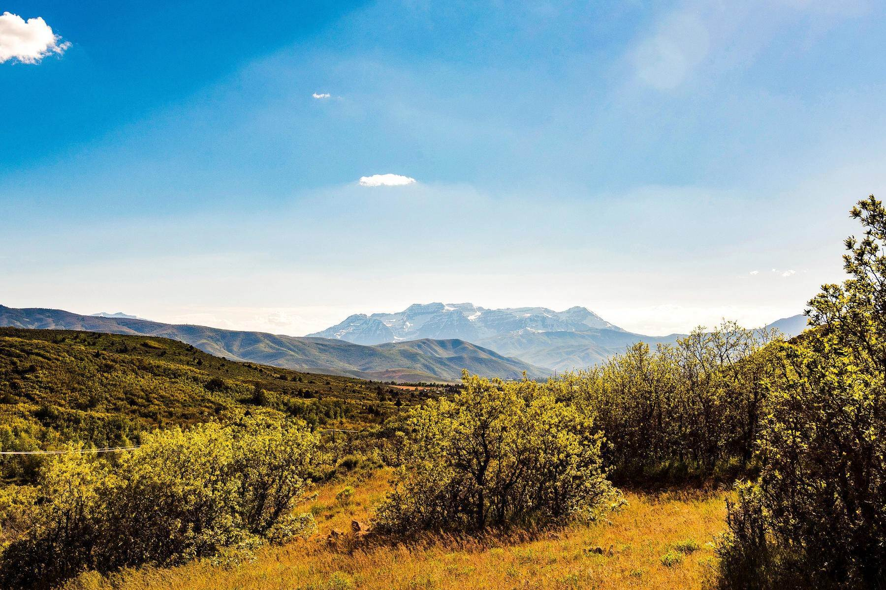 12. Land for Sale at Stunning Views of Mount Timpanogos from Over 406 Acres in Heber Valley Lake Creek Road Heber, Utah 84032 United States