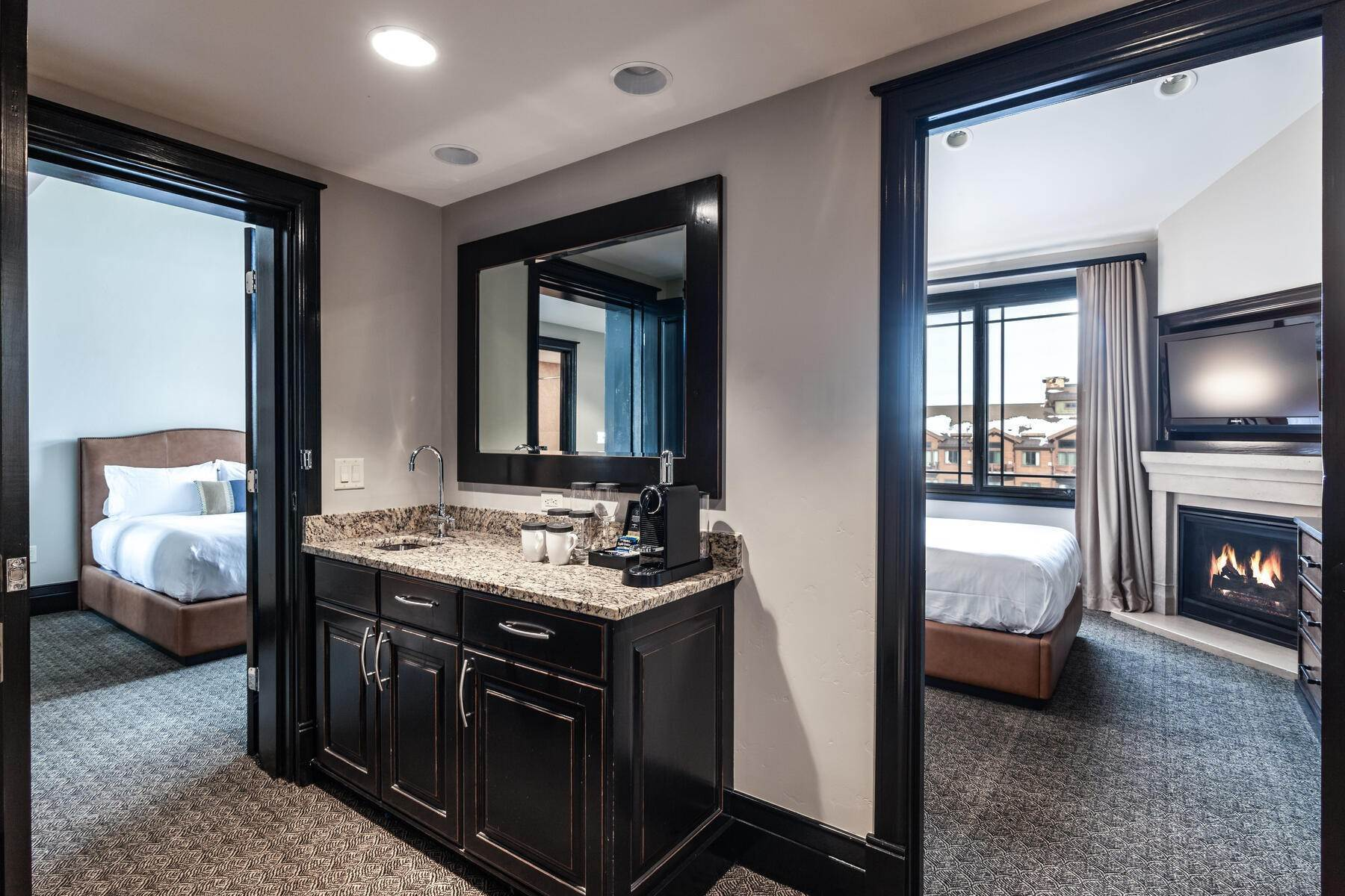 24. Condominiums for Sale at Only 4-Bedroom Available at Waldorf Astoria, Top Floor, Penthouse Unit 2100 W Frostwood Blvd, #7117 Park City, Utah 84098 United States