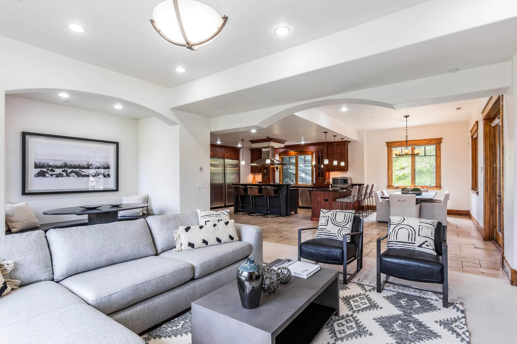 "9. Single Family Homes for Sale at ""The Woodside Estate."" Old Town, Park City's Ultimate True Ski-In Residence. 561 Woodside Avenue Park City, Utah 84060 United States"