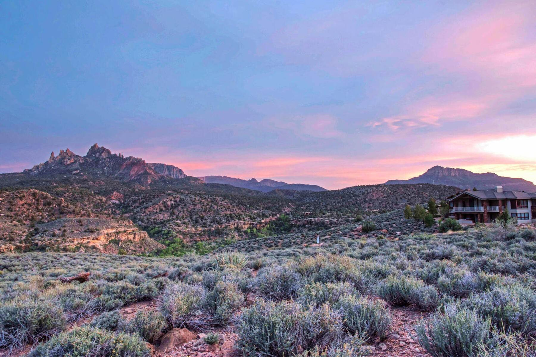 14. Land for Sale at Ultimate Zion Overlook 2613 Canyon Point Dr, Lot 3 Springdale, Utah 84767 United States