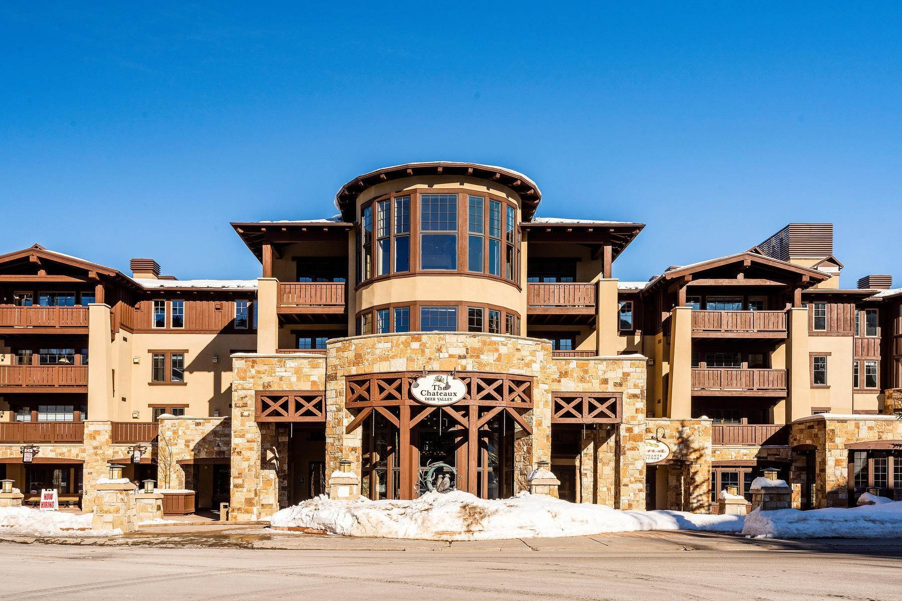 Property for Sale at Silver Lake Village Penthouse with Spectacular Views 7815 Royal St #A-410 Park City, Utah 84060 United States
