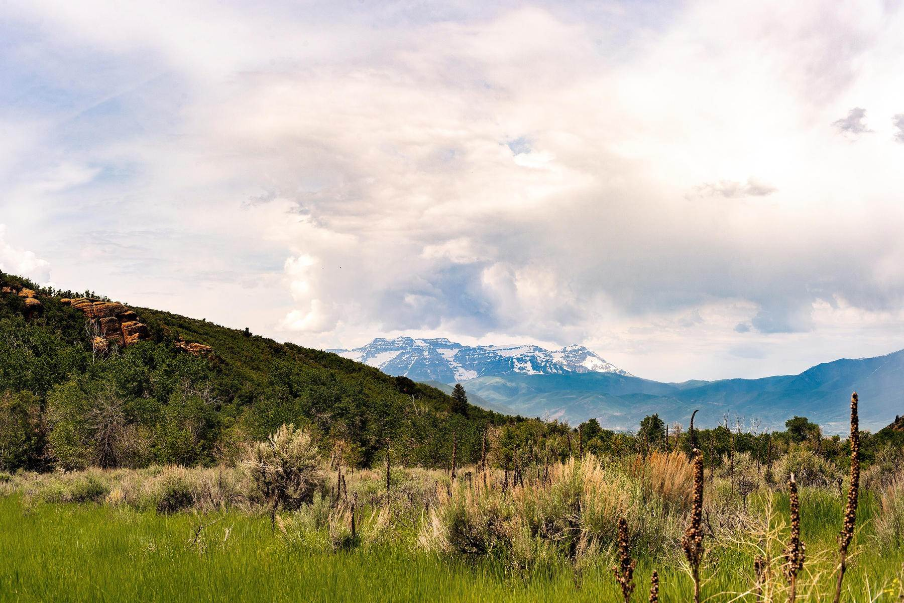 2. Land for Sale at Stunning Views of Mount Timpanogos from Over 406 Acres in Heber Valley Lake Creek Road Heber, Utah 84032 United States