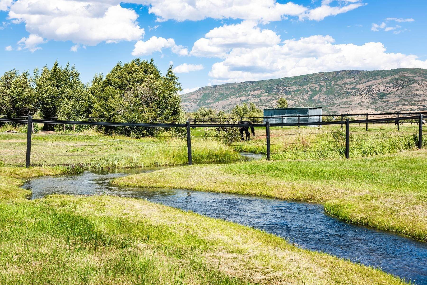 49. Farm and Ranch Properties for Sale at Shamans Circle Ranch—61 Acres with an Indoor Riding Facility in Heber 1336 N 1750 W Heber City, Utah 84032 United States