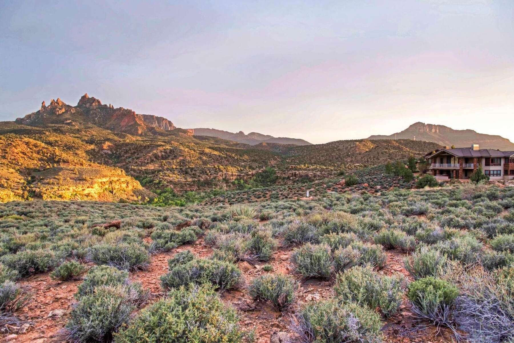 23. Land for Sale at Ultimate Zion Overlook 2613 Canyon Point Dr, Lot 3 Springdale, Utah 84767 United States