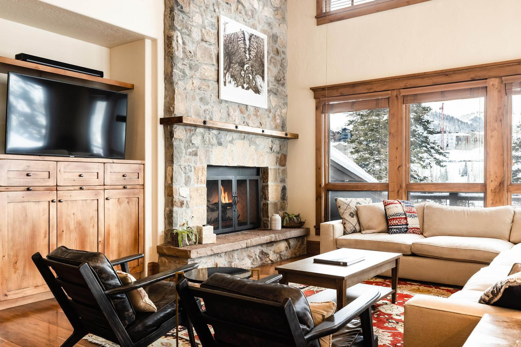 6. townhouses for Sale at Ideally Located and Luxuriously Appointed Lookout at Deer Valley 6565 Lookout Dr #22 Park City, Utah 84060 United States