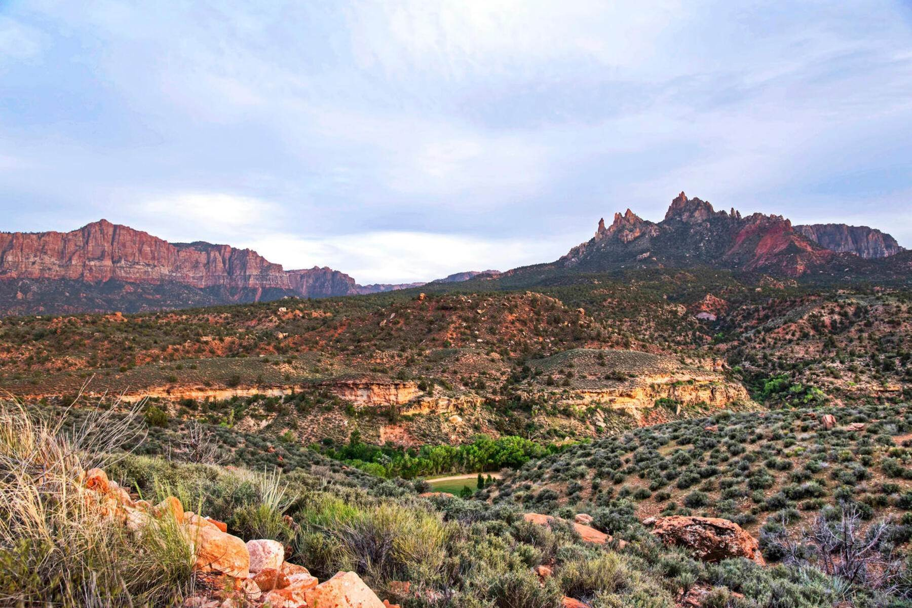 17. Land for Sale at Ultimate Zion Overlook 2613 Canyon Point Dr, Lot 3 Springdale, Utah 84767 United States