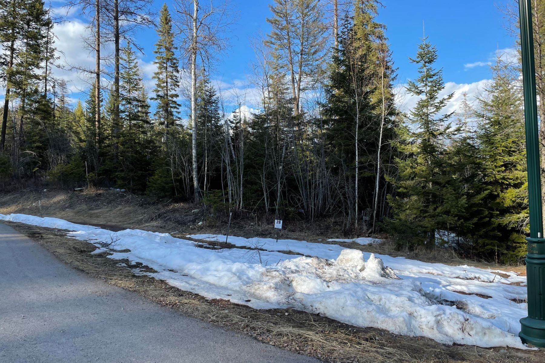 Land for Sale at Tamarack Ridge Homesite 38 Harlequin Court Whitefish, Montana 59937 United States